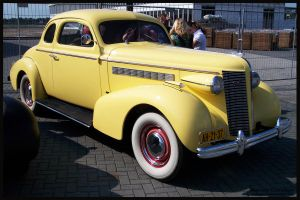 1937 Buick Special 40 by compaan-art