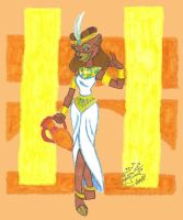 TNH---Walk Like an Egyptian by digitalstitch626