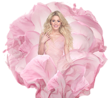 Shakira PNG by tayloralwaysperfect