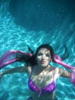 Submerged Aphrodite by MysticalCapture