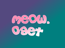 Logo+Background by MeowCaet01