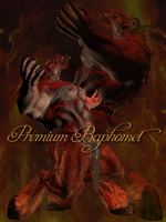 Premium Baphomet Pack 02 by Just-A-Little-Knotty