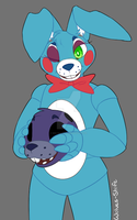 :Toy Bonnie: by wolvesstrife