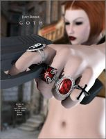 Just Rings Goth P1 by inception8
