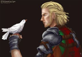 Basch Portrait by cyen