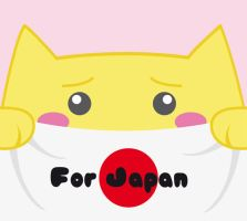 For Japan by FraeuleinAbart