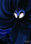 Luna Nightmare by mysticalpha