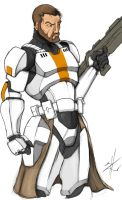 Republic Trooper Color by Eppy