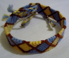 Friendship Bracelet by cadillacphunque