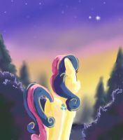 Night Star by My-Magic-Dream