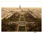 View from Eiffel tower II by SeiMissTake