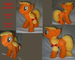 Apple Jack #2 FOR SALE by LilWolfStudios