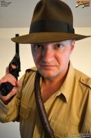 Indiana Jones - Stock49 by Joran-Belar