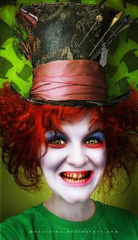 The Mad Hatter by Basistka