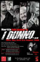 Harith Iskander's I Dunno by noremorseiwannadie