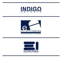Logotipos Estudio Indigo by alexflowers