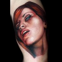 Redhead Cover-Up by DanielPokorny