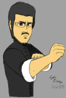 One Finger Death Punch Markiplier  by XyE01