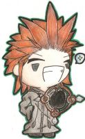 Axel Chibi Request 3 by 3moBunni