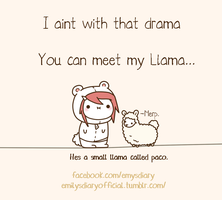 I Aint With That Drama~ by EmilysDiary