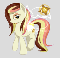 [Adopt] Chocostar (CLOSED) by HankOfficer