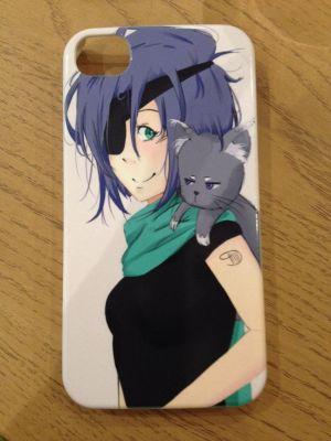 Dolce iPhone case by MissEde