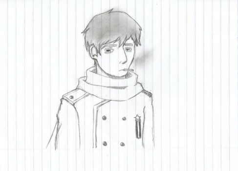[APH] 2p Russia sketch by LockdownVII