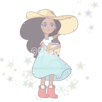 Connie, Fanart! by Chocolie