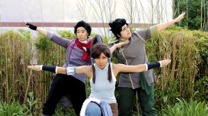 The Legend of Korra: Team Avatar by Ai-rika