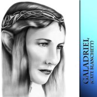 Galadriel - The Lady of Light by Diego-Designs