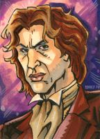 8th Doctor by bphudson