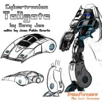 Cybertronian Tailgate by TF-The-Lost-Seasons