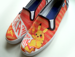 pika pika chu chu shoes by Ryushay