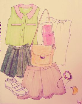 Summer Must Haves! :D by Jeckapah