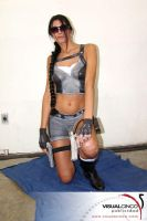 UPFRONT Mexico Lara Croft II by darthstrider