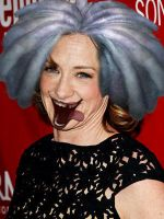 Joan Cusack as Verushka by picturizr