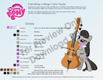 Octavia Color Guide by kefkafloyd