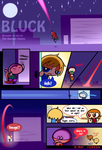 Bluck Comic #1 - Page 1 by JKSketchy