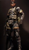 Naked Snake 'Big Boss' Peace Walker fig 01 by Vladsnake