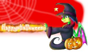 Halloween 2011 by o0NeonCola0o