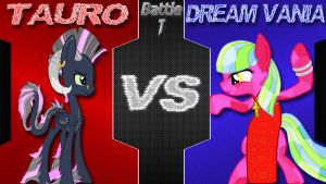 Pony Kombat New Blood 5 Round 3, Battle 1 by Mr-Kennedy92