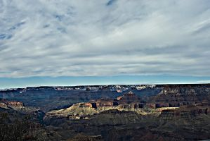GRAND CANYON DESERT DRIVE by CorazondeDios