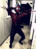MY FINISHED TOXIN COSPLAY by symbiote-x