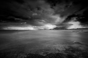 Banburgh Storm. by gsphoto