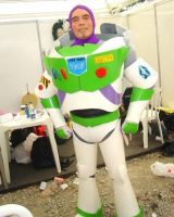 buzz lightyear by Gabriel-Hyoga