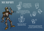 LoT: Murphy by CyrilTheWizard