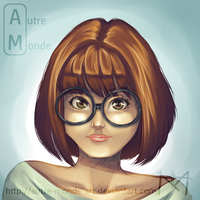 [PORTRAIT] Glasses by Autre-Monde-Art