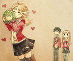Cabbage love by EchoBlossom123