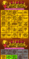-DONE- E3 2011 Bingo HARD MODE by McKnackus