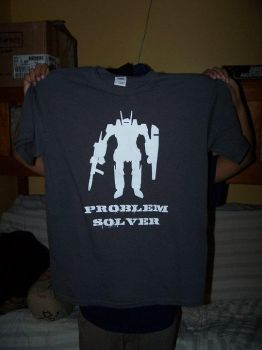 Problem Solver Shirt by Jay13x